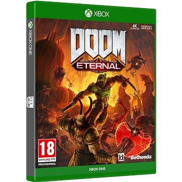 Doom Eternal - Xbox One (5055856422938)