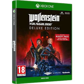 Wolfenstein Youngblood Deluxe Edition - Xbox One (5055856425182)