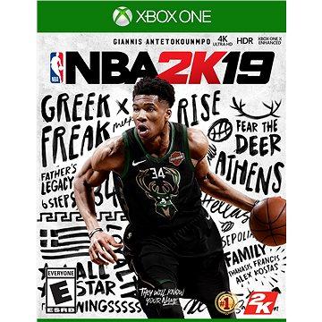 NBA 2K19 - Xbox One (5026555360609)