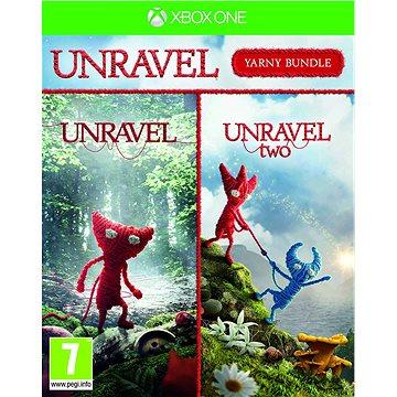 Unravel 1+2 - Yarny Bundle - Xbox One (1075037)