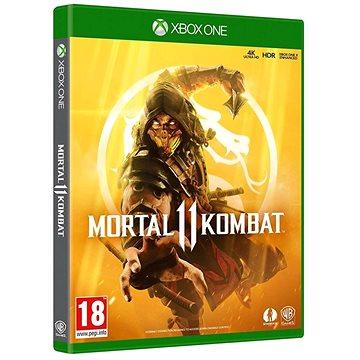 Mortal Kombat 11 - Xbox One (5051892221634)