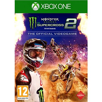 Monster Energy Supercross - The Official Videogame 2 - Xbox One (8059617108922)