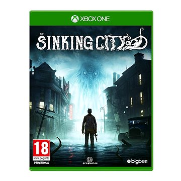 The Sinking City - Xbox One (3499550377118)