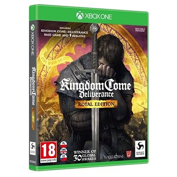 Kingdom Come: Deliverance Royal Edition - Xbox One (4020628746285)