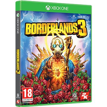 Borderlands 3 - Xbox One (5026555361910)