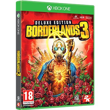 Borderlands 3: Deluxe Edition - Xbox One (5026555361644)