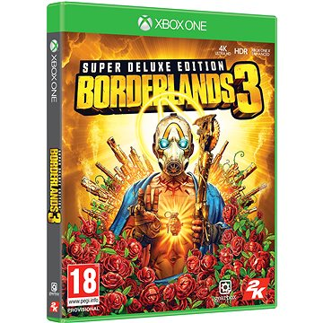 Borderlands 3: Super Deluxe Edition - Xbox One (5026555361767)