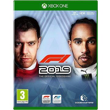 F1 2019 - Xbox One (4020628746872)