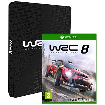 WRC 8 The Official Game Collectors Edition - Xbox One (3499550381061)