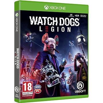 Watch Dogs Legion - Xbox One (3307216135395)
