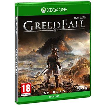 Greedfall - Xbox One (3512899118409)