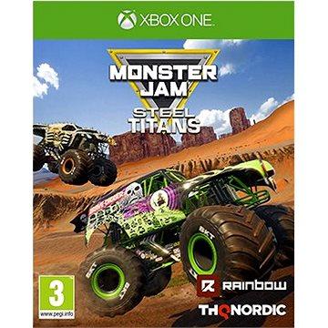 Monster Jam: Steel Titans - Xbox One (9120080074089)