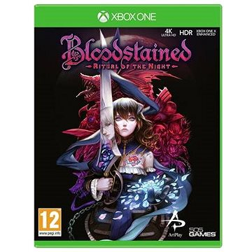 Bloodstained: Ritual of the Night - Xbox One (8023171043166)