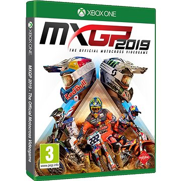 MXGP 2019 - Xbox One (8059617109950)