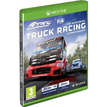 FIA European Truck Racing Championship - Xbox One (3499550374643)