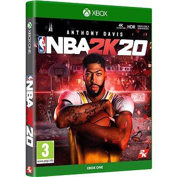 NBA 2K20 - Xbox One (5026555362023)
