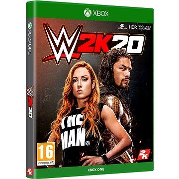 WWE 2K20 - Xbox One (5026555361262)