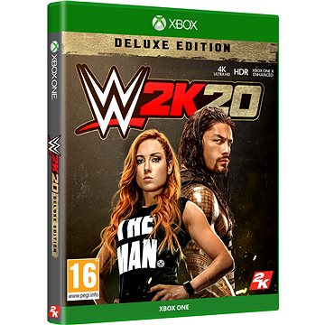 WWE 2K20 Deluxe Edition - Xbox One (5026555362283)