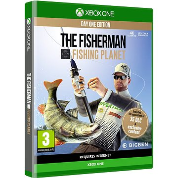 The Fisherman: Fishing Planet - Xbox One (3499550379808)