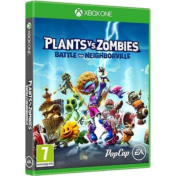 Plants vs Zombies: Battle for Neighborville - Xbox One (5030934121743)