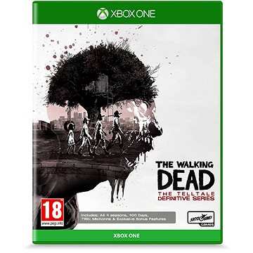 The Walking Dead: The Telltale Definitive Series - Xbox One (811949031754)