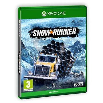 SnowRunner - Xbox One (3512899122857)