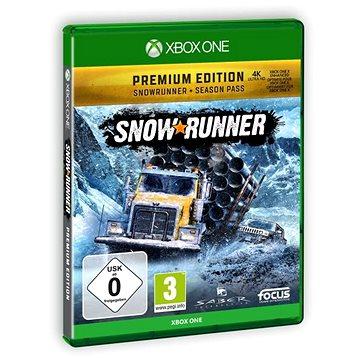 SnowRunner Premium Edition - Xbox One (3512899122963)