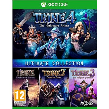 Trine: Ultimate Collection - Xbox One (5016488132473)