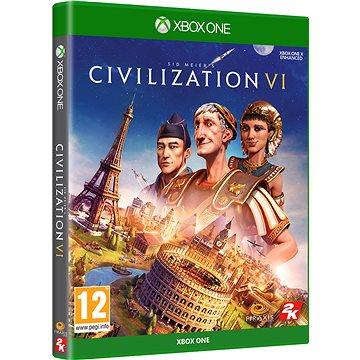 Sid Meiers Civilization VI - Xbox One (5026555361385)