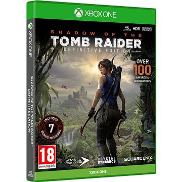 Shadow of the Tomb Raider: Definitive Edition - Xbox One (5021290085978)