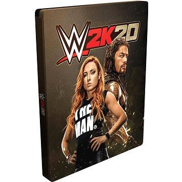WWE 2K20 Steelbook Edition - Xbox One (5026555362382)