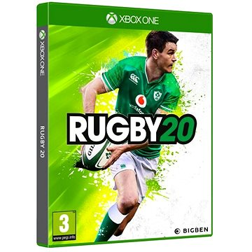 Rugby 20 - Xbox One (3499550378139)