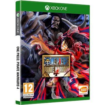 One Piece Pirate Warriors 4 - Xbox One (3391892007558)