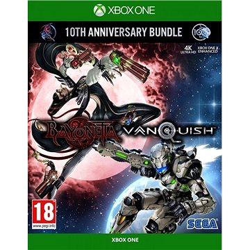 Bayonetta and Vanquish 10th Anniversary Bundle - Xbox One (5055277036400)