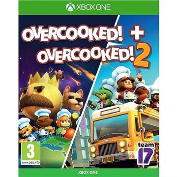 Overcooked! + Overcooked! 2 - Double Pack - Xbox One (5056208805959)