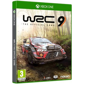 WRC 9 The Official Game - Xbox One