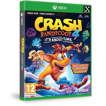 Crash Bandicoot 4: Its About Time - Xbox One (5030917291067)