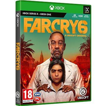 Far Cry 6 - Xbox One(3307216171386)