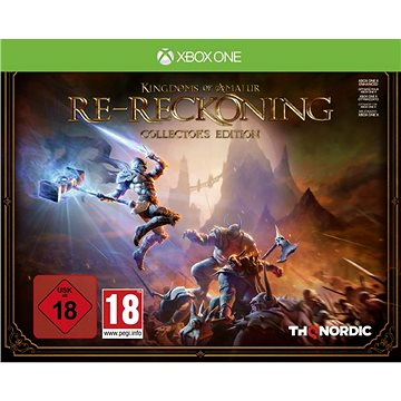 Kingdoms of Amalur: Re-Reckoning - Collectors Edition - Xbox One (9120080076083)