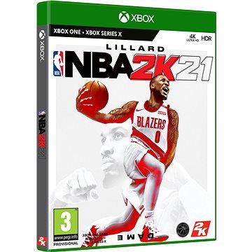NBA 2K21 – Xbox One(5026555363990)