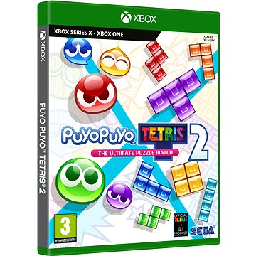 Puyo Puyo Tetris 2: The Ultimate Puzzle Match - Xbox One