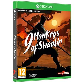 9 Monkeys of Shaolin - Xbox One (4020628742720)