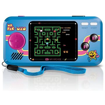 My Arcade MS Pac-Man Handheld (845620032426)