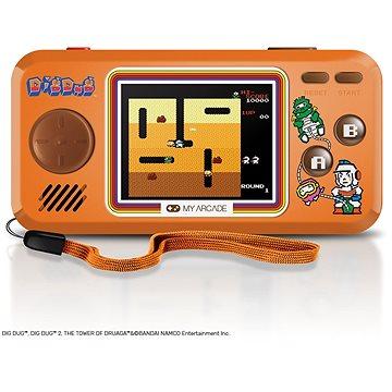 My Arcade Dig Dug Handheld (845620032433)