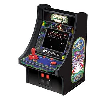 My Arcade Galaga Micro Player (845620032228)