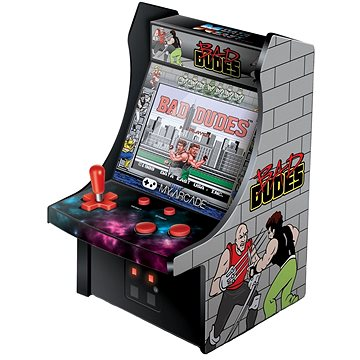 My Arcade Bad Dudes Micro Player (845620032143)
