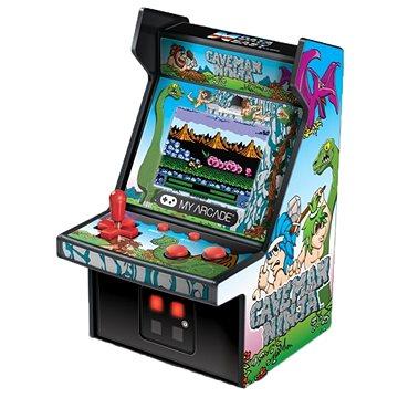My Arcade Caveman Ninja Micro Player (845620032181)