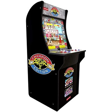 Arcade1Up Arcade Cabinet - Street Fighter II: Champion Edition (5056101354158)