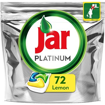 Tablety do myčky JAR Platinum Lemon (72 ks) (8001090016386)