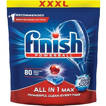 Tablety do myčky FINISH All-in 1 Max Soda 80 ks (5997321733586)